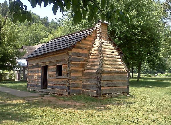 True Independence Homes Cabin Tiny Log Cabins House
