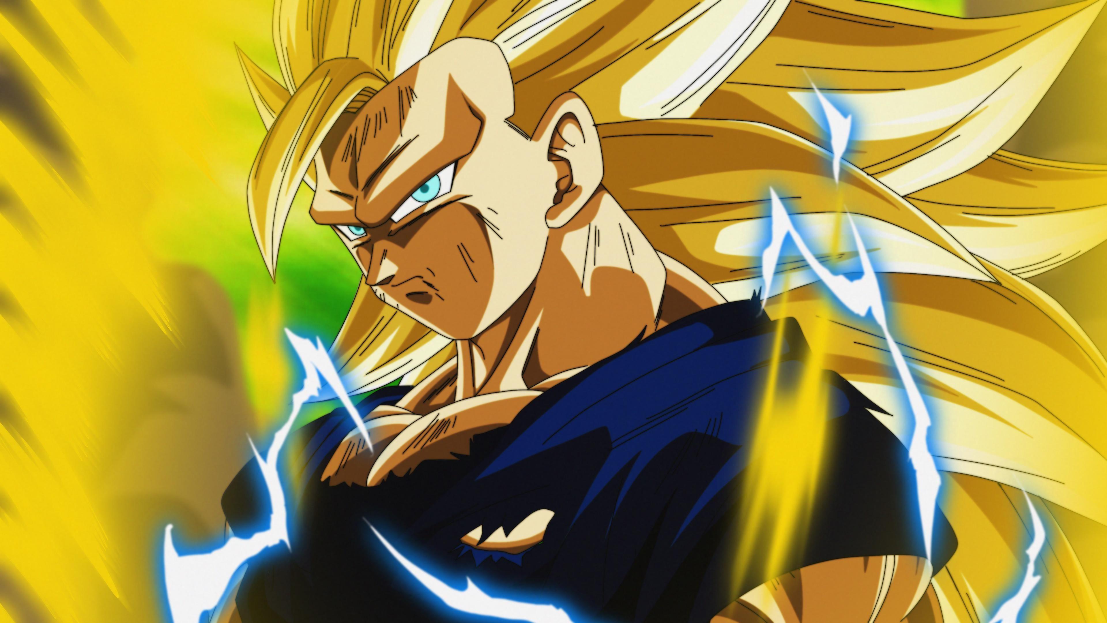 Super Saiyan 3 Yuya Takahashi Style Goku Super Goku Super Saiyan Dragon Ball Super Manga
