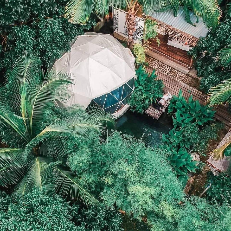 Para Todos El Turismo Puede Ser Una Forma De Vida O Una Actividad Practica Geodesic Dome Dome Tent Tent Glamping