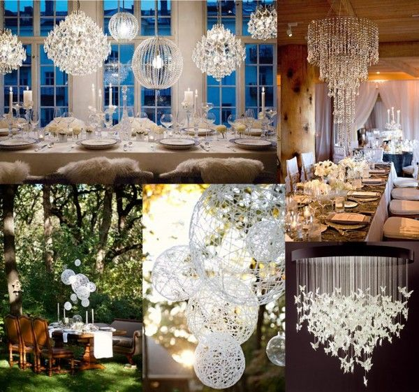 Fab friday find wedding lighting event decor and tablescapes femininemasculine chandeliers incorporate a feminine touch to masculine decor or venue aloadofball Image collections