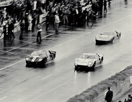Carroll Shelby The Ford Gt40 Ford Gt40 Ford Gt Le Mans