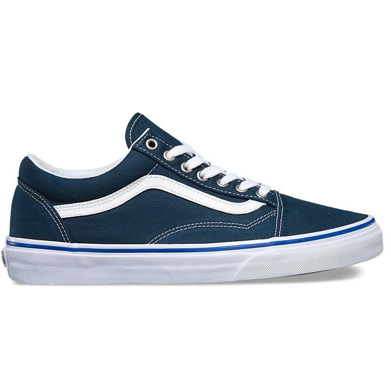 9902e234bf VANS Midnight Navy Old School Shoe