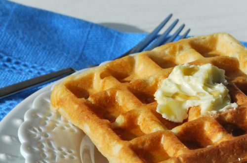 Overnight Waffles--used for our brunch party. Fantastic, easy and very inexpensive.