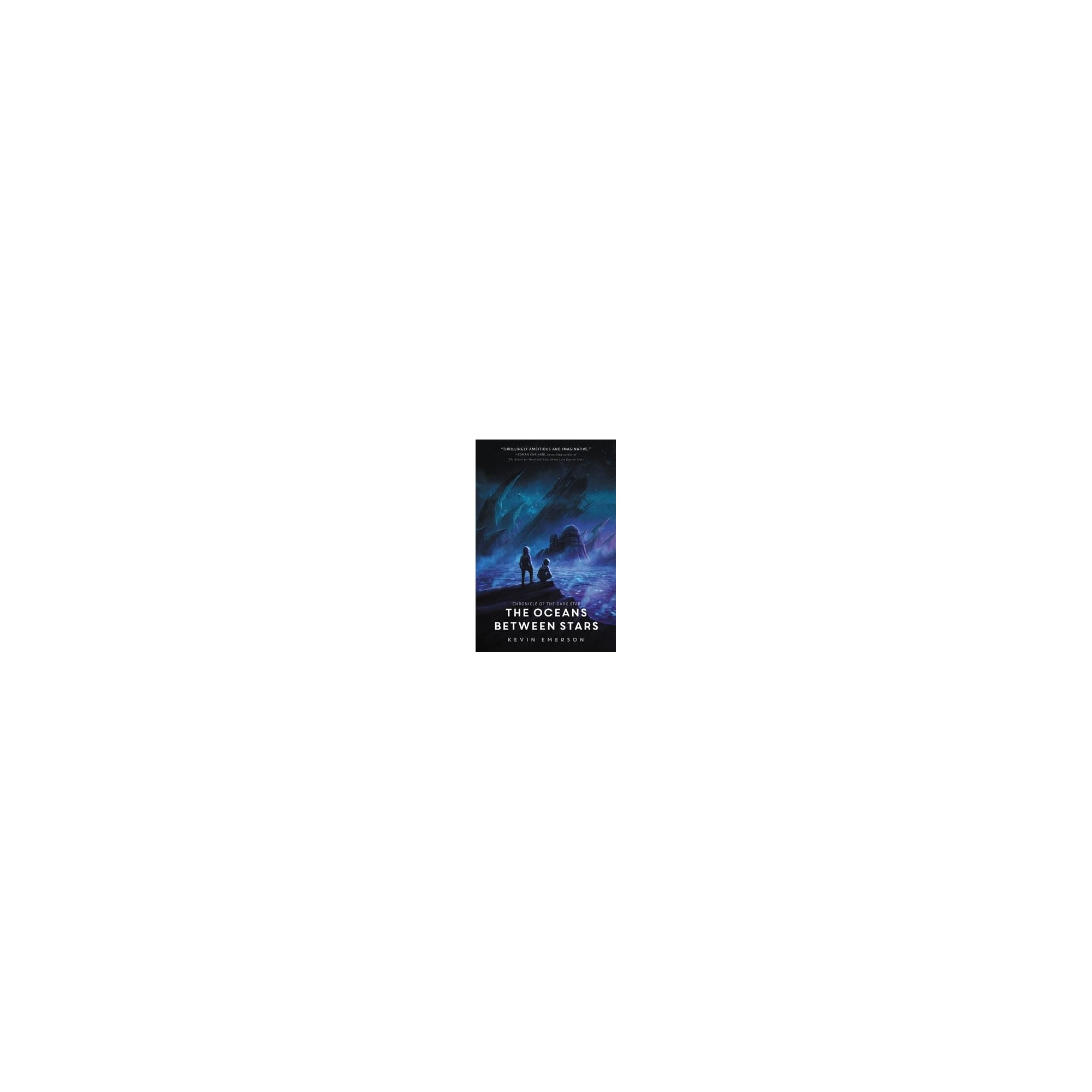 Oceans Between Stars (Hardcover) (Kevin Emerson)