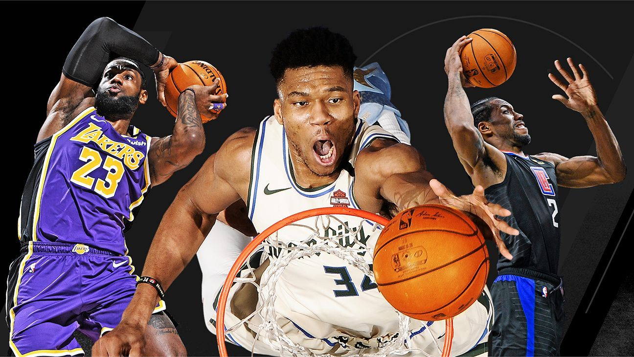 NBA Power Rankings Secondhalf storylines for all 30
