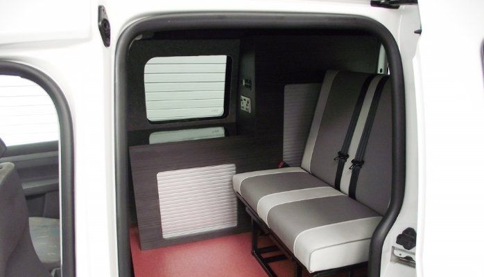 Volkswagen Caddy Campervan Conversion