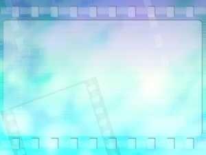 filmstrip powerpoint template