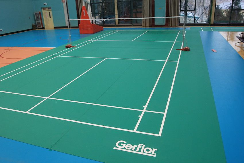 We have a dedicated badminton solution, Taraflex® Badminton! Available in permanent and portable solutions, this #SportsFlooring offers excellent player comfort and protection for this sporting activity.
