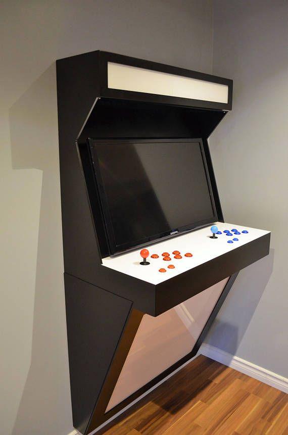 Pin By Joe On Ideas For The House Arcade Arcade Room