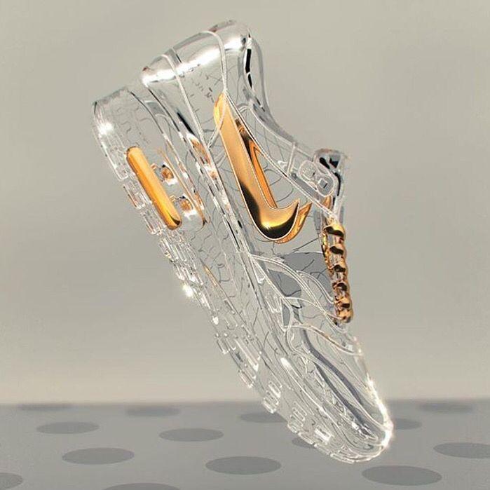Cinderella's Nike's by Ben White