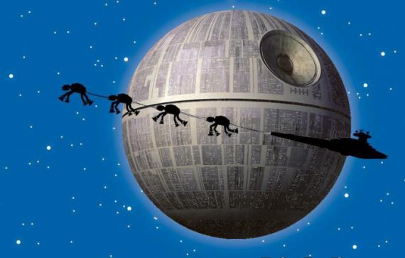 Billedresultat For Star Wars Christmas Wallpaper Star Wars C