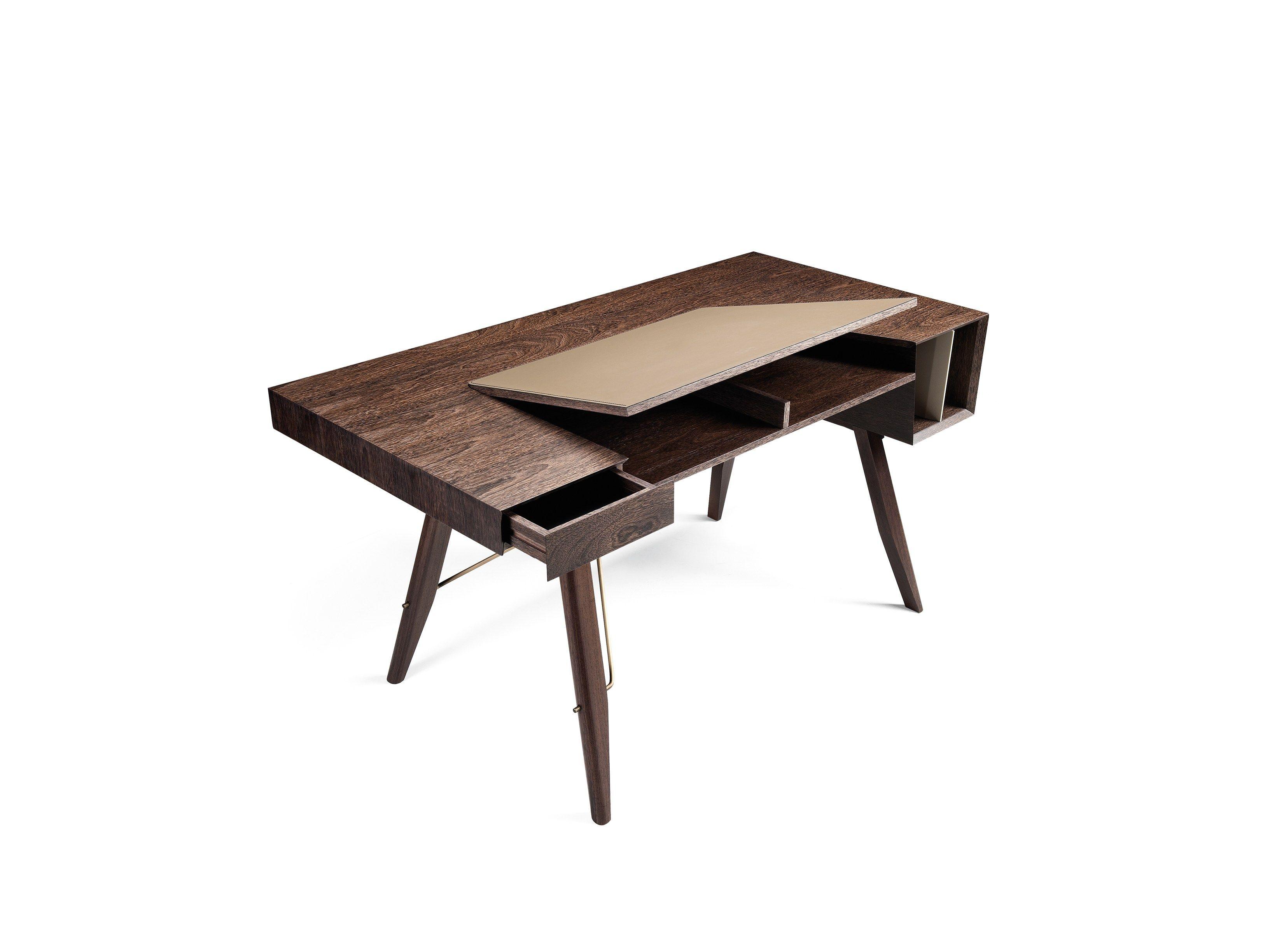 Scrittoio Inkiostro By Arketipo Design Studio Memo Desk Design Desk Furniture