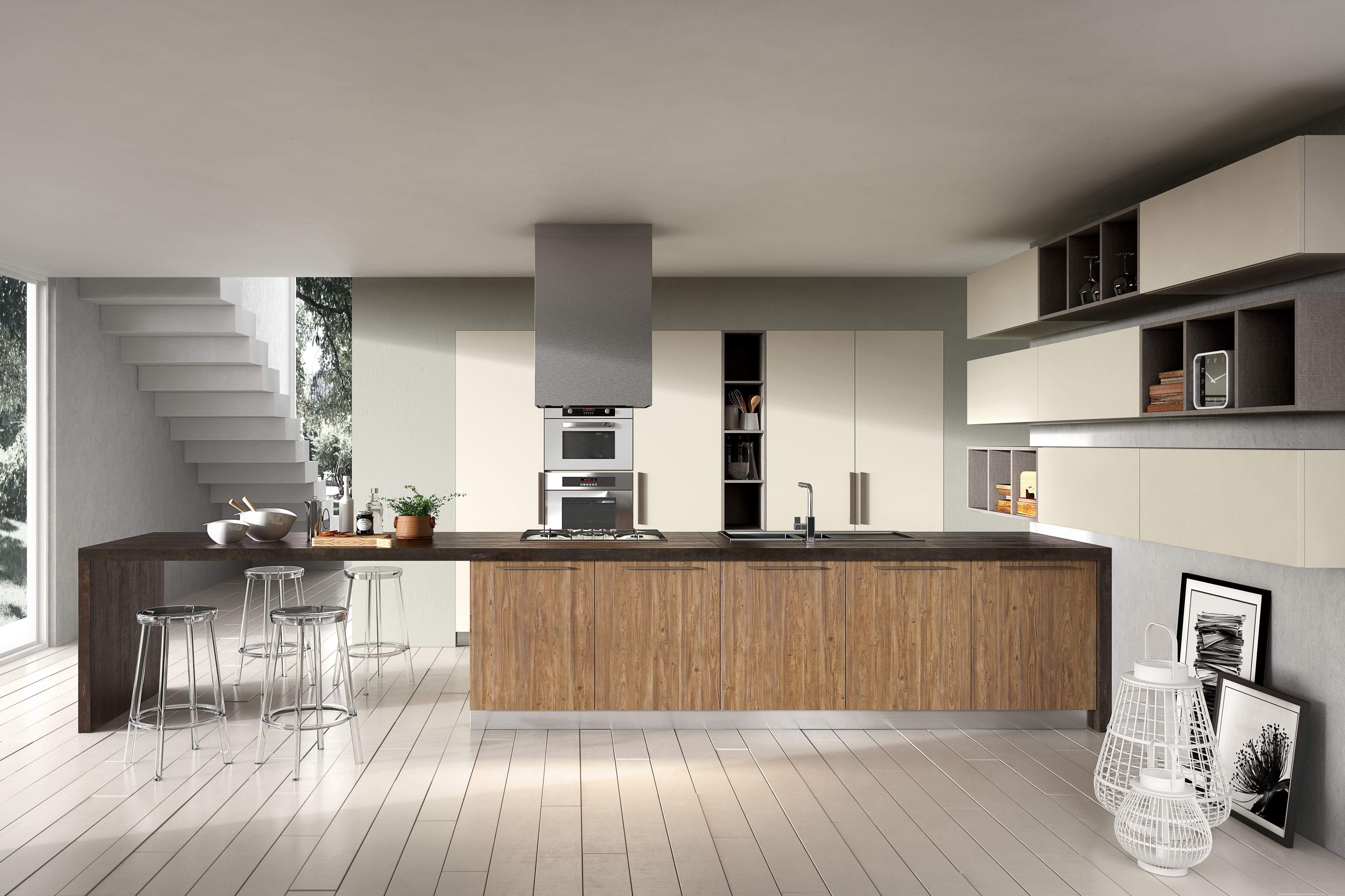 Armony Cucine Model Ypsilon Avec Images Decoration Cuisine Interieur Moderne De Cuisine Cuisine Elegante