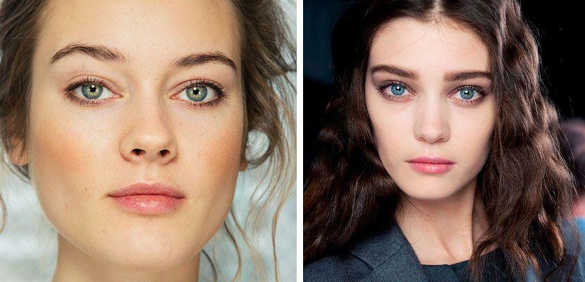 Sutil maquillaje de día y noche -    wwwmujercosmopolita - maquillaje natural de dia