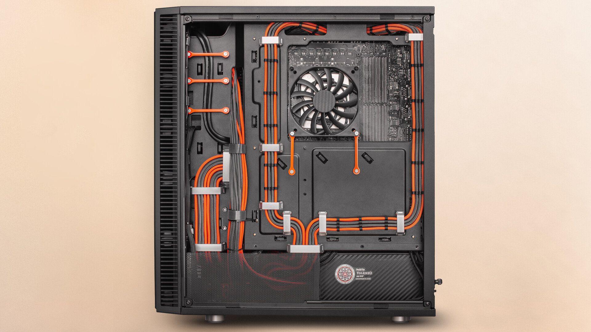 Kompyuternyj Korpus Fractal Design Define C Tg Black 5 Otzyvov O Tovare Na Yandeks Markete Sistemnyj Blok Kompyuter Gadzhety
