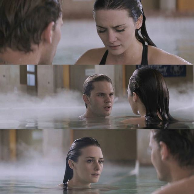 Luce And Daniel In The Swimming Pool Of Sword And Cross Fallen Fallen 2016 Pinterest