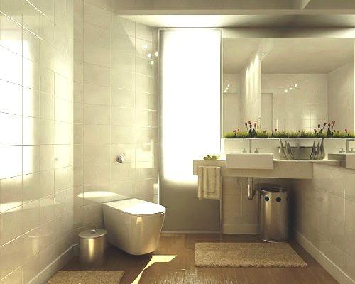 Bano Minimalista Minimal Bathroom Con Imagenes Diseno De