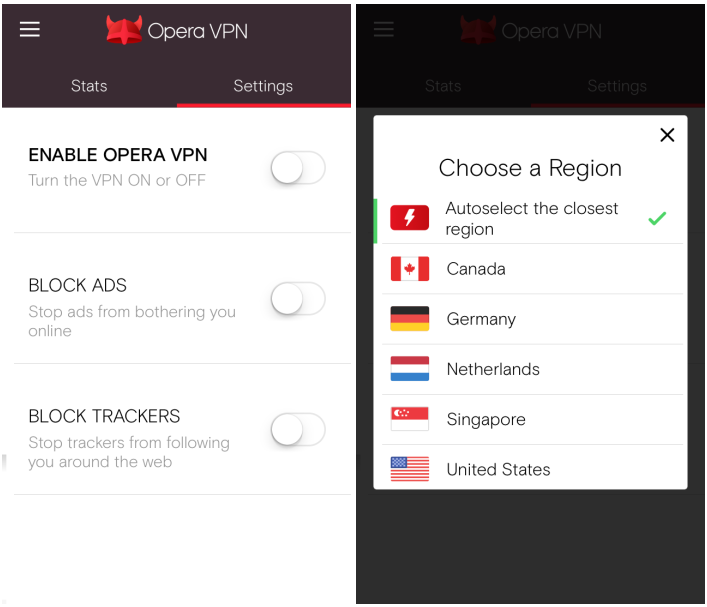Opera Vpn Android How To Use