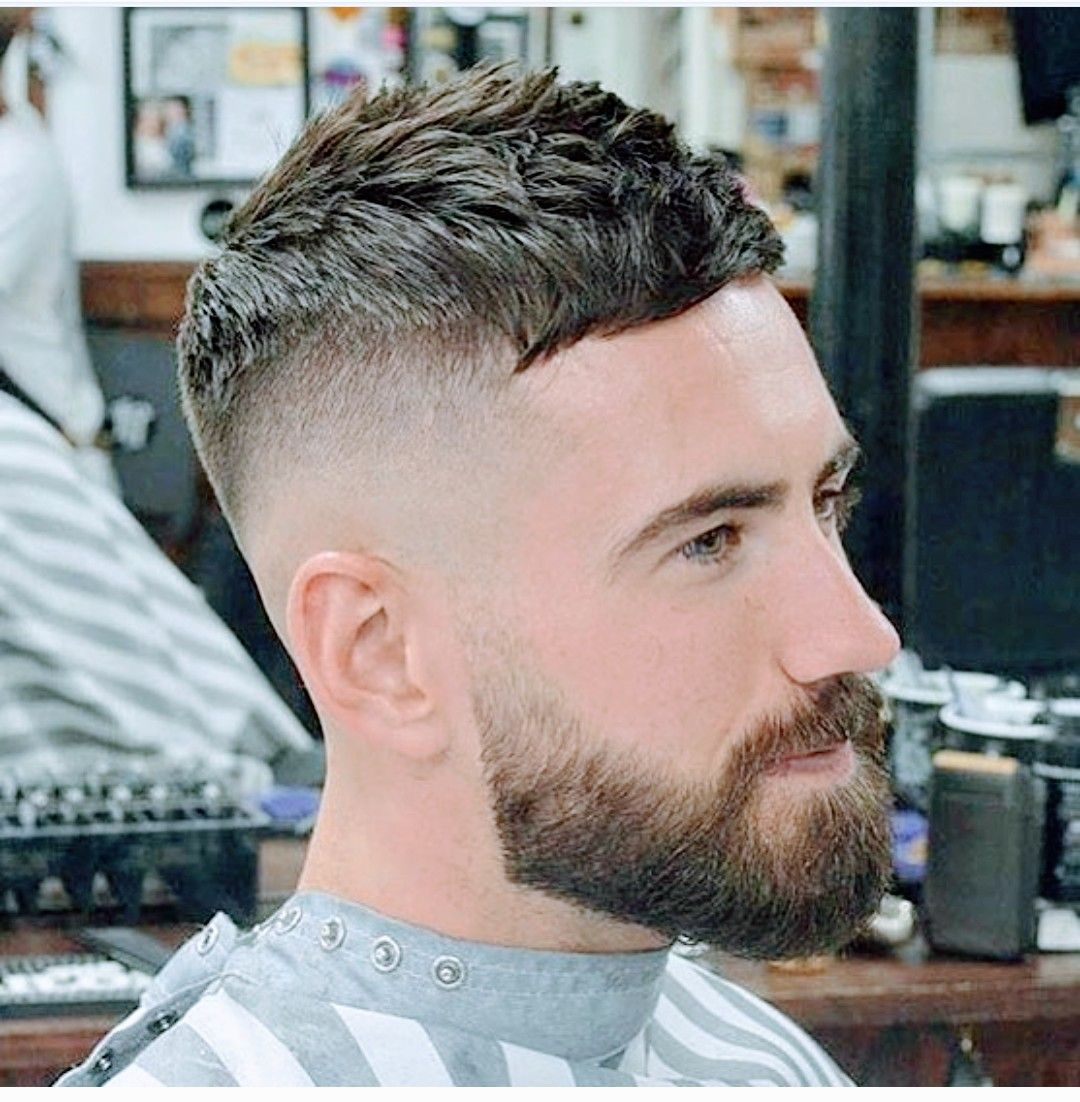 Pin By Mauryk De Galindo On Hair Mens Hairstyles Short Beard Fade Haircuts For Men