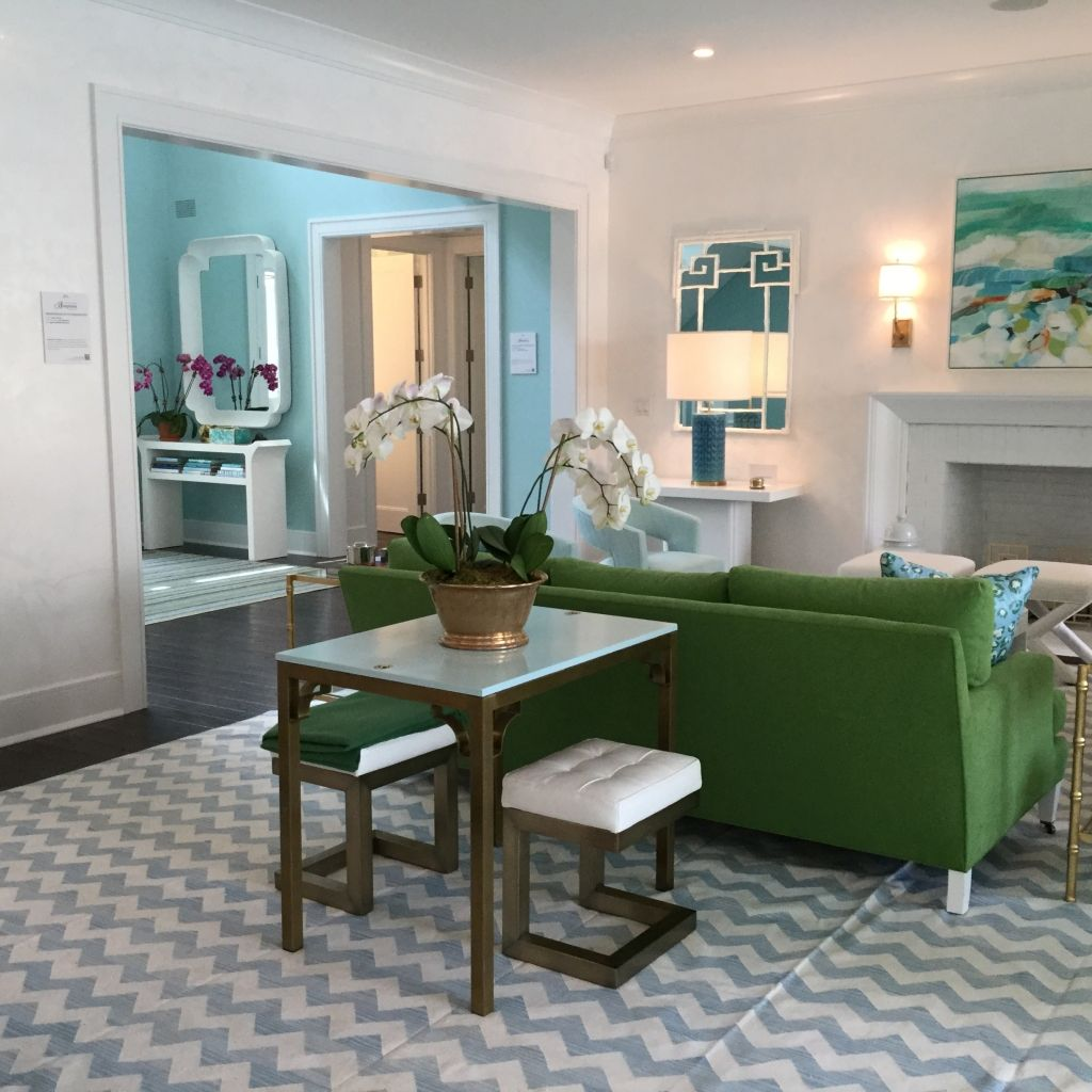 The coastal living showhouse the enchanted home