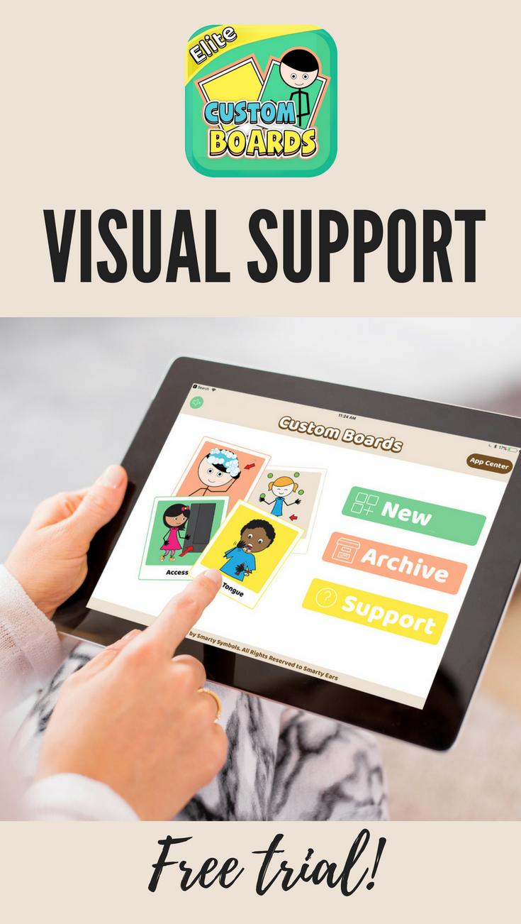 Custom Boards Elite is an evidence based app designed to