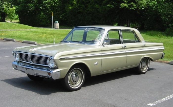 Hemmings Find Of The Day 1965 Ford Falcon Futura Ford Falcon