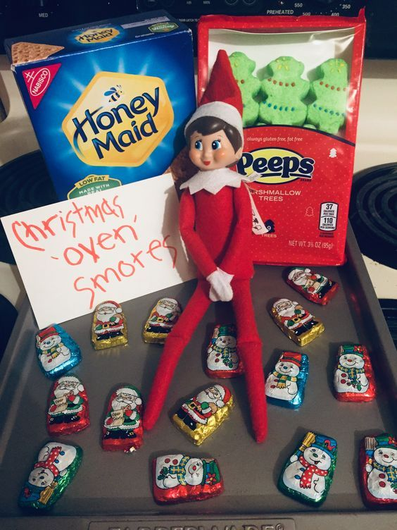 elf on the shelf returns ideas #elfontheshelfideas