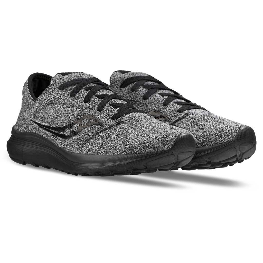 Soulier d'entrainement homme Saucony Kineta Relay marl black men's training shoes  Saucony #running