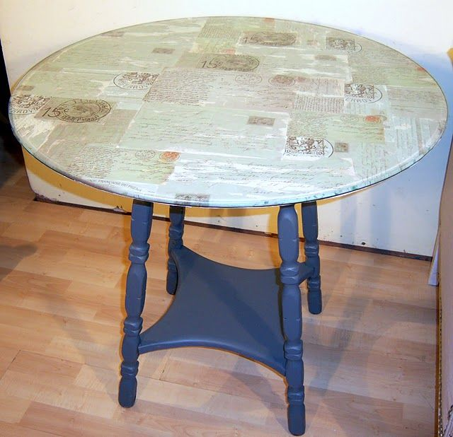ideas for painting table tops decoupage glass table top idea for my coffee table home