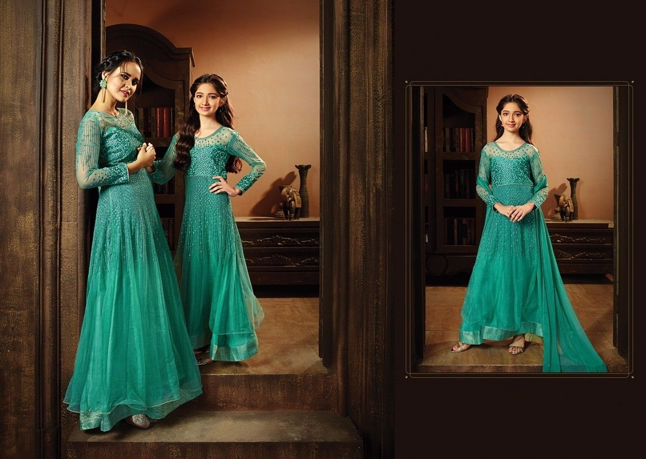 mother daughter dresses for indian weddings