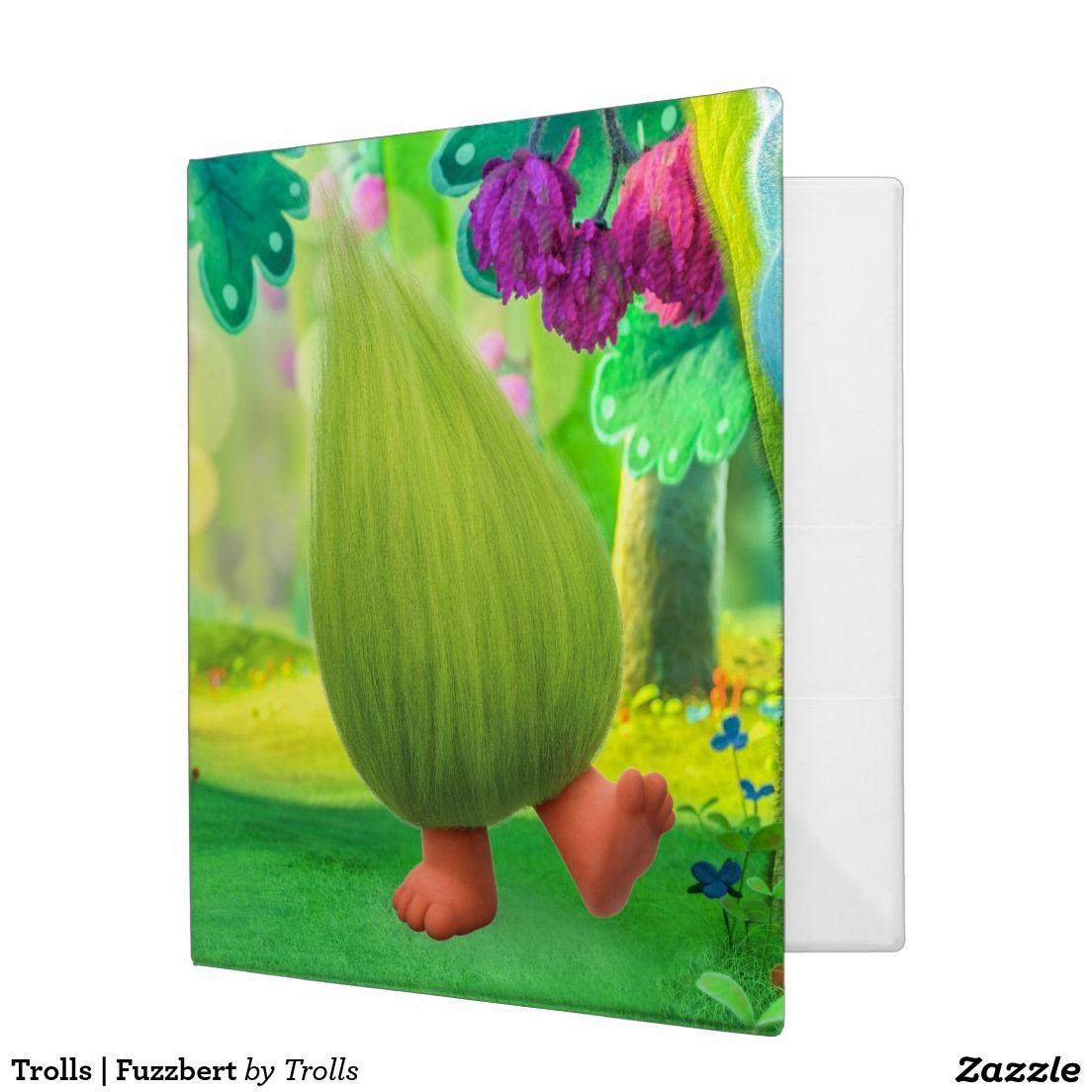 Trolls coloring pages fuzzbert - Trolls Fuzzbert Binder