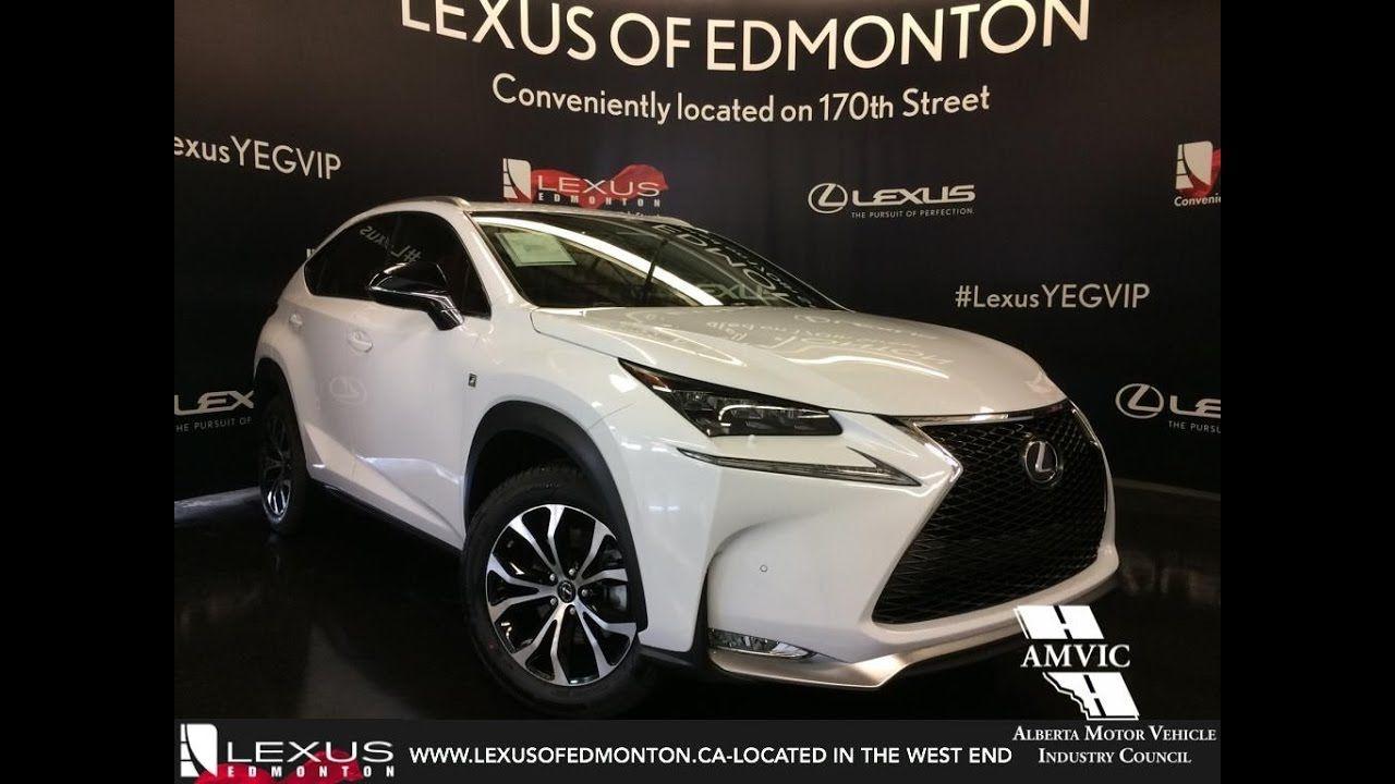 2017 Lexus NX 200t AWD Review New cars, Lexus rx 350, Lexus