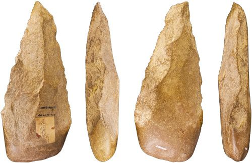 Acheulean Stone Tools