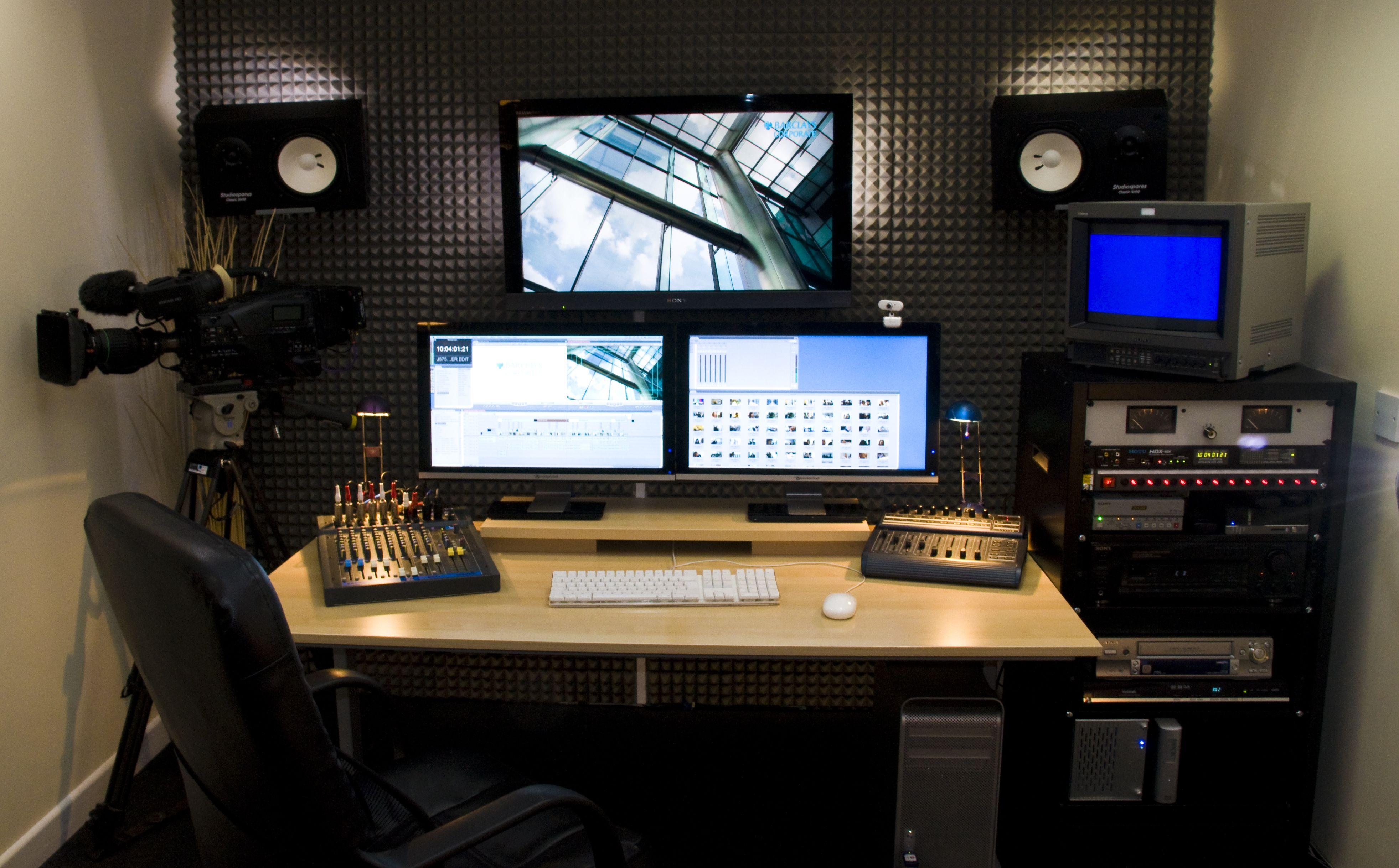 Edit suite | Office Setup | Pinterest | Studio, Workspaces ...