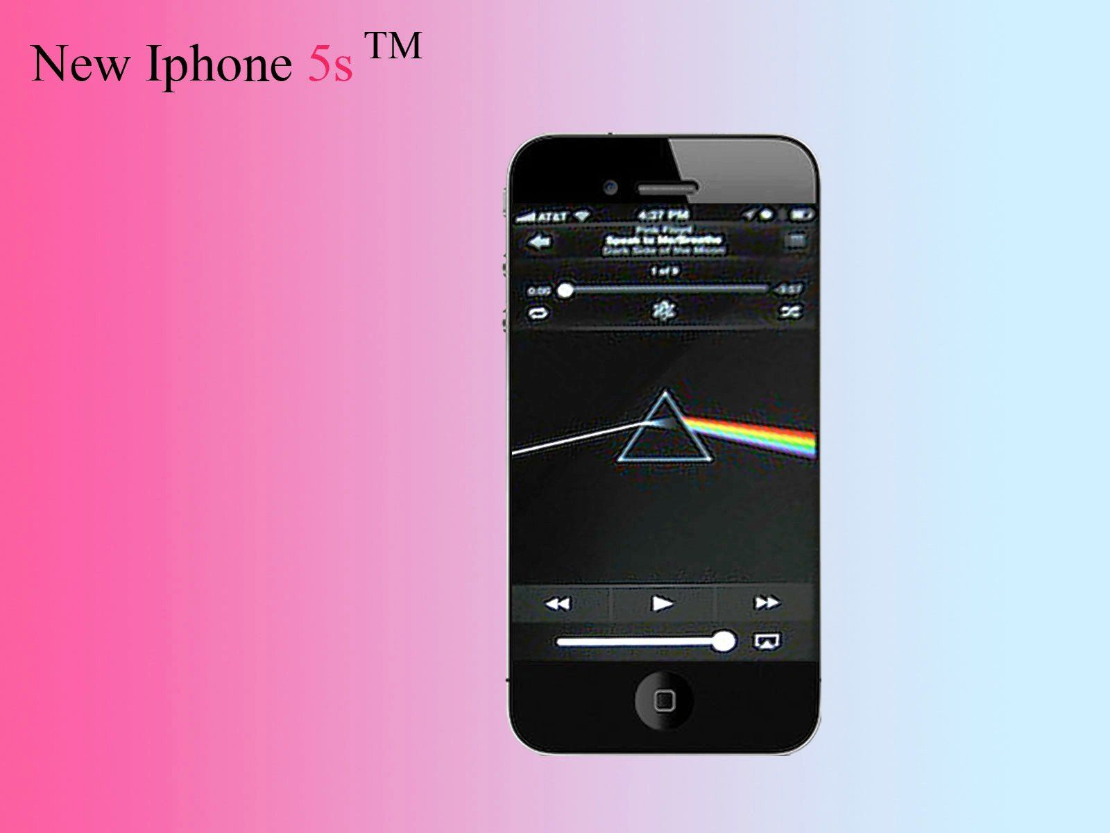 iphone 5s The news circulating that Apple will be launching a new product namely smartphone