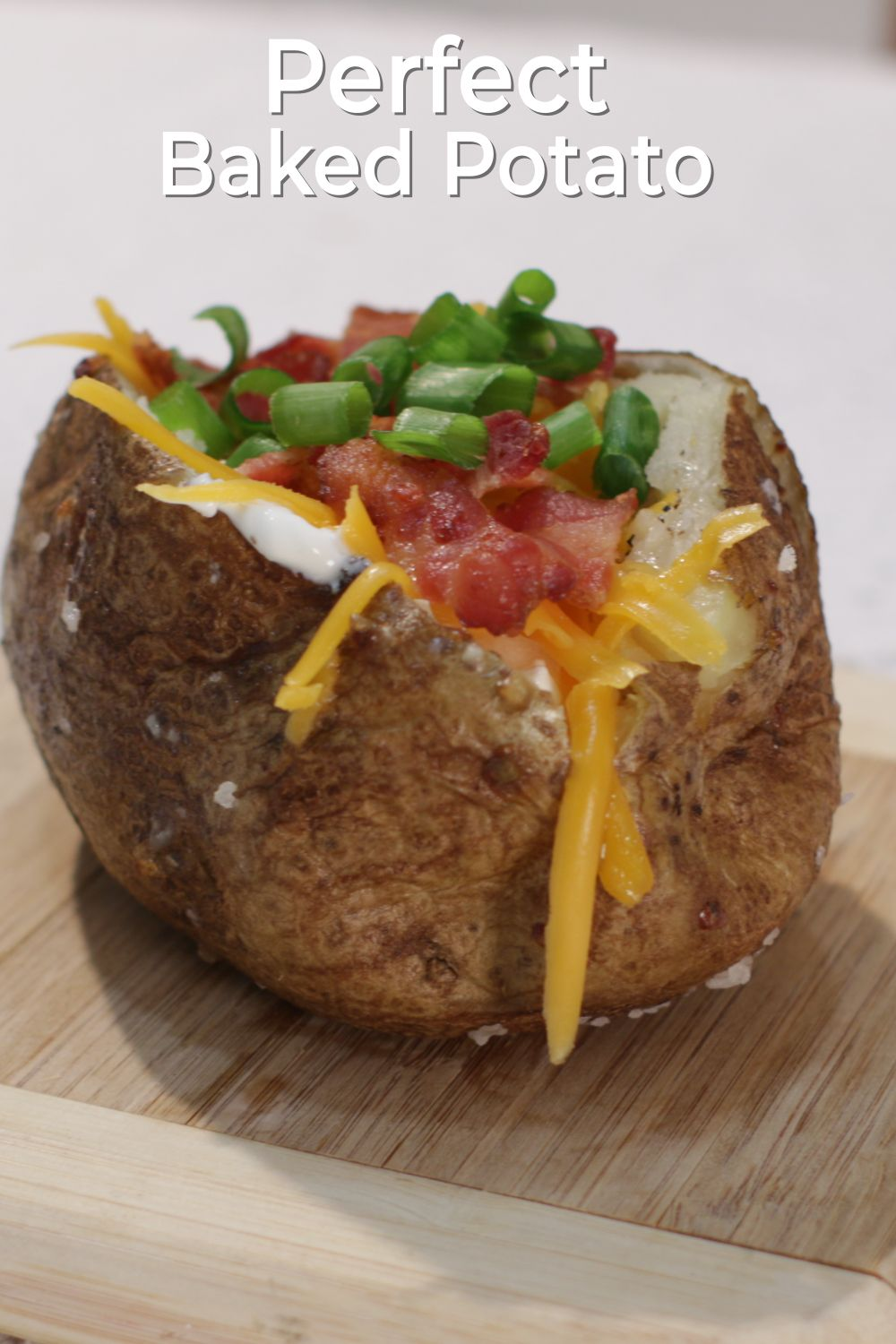 Perfect Baked Potato Recipe In The Kitchen With Matt Recipe In 2020 Baked Potato Recipes Potato Recipes Recipes
