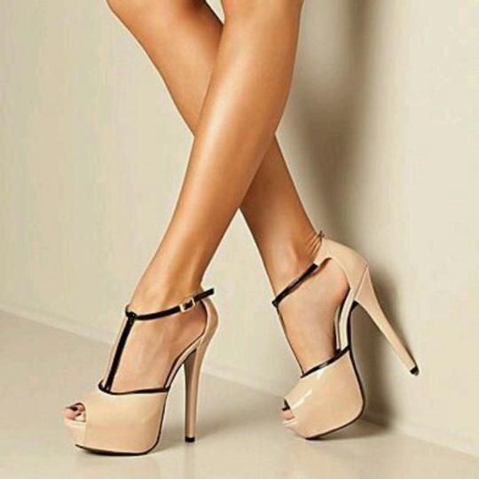53013e7bff1 Skin Tone Heels | Shoe's in 2019 | Shoes, Heels, Shoe boots