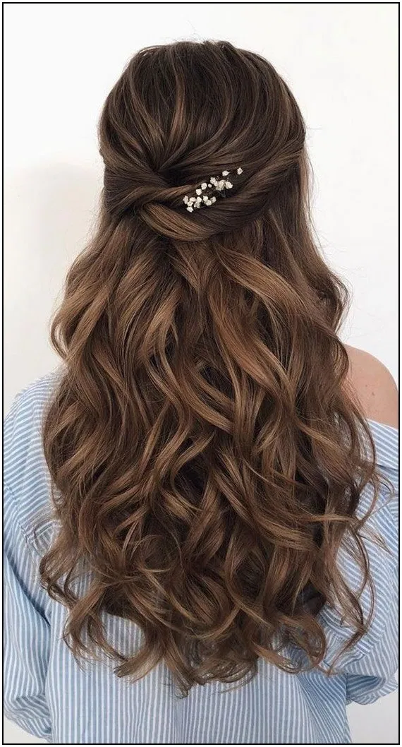 Photo of 120 fall wedding hairstyles with flowers page