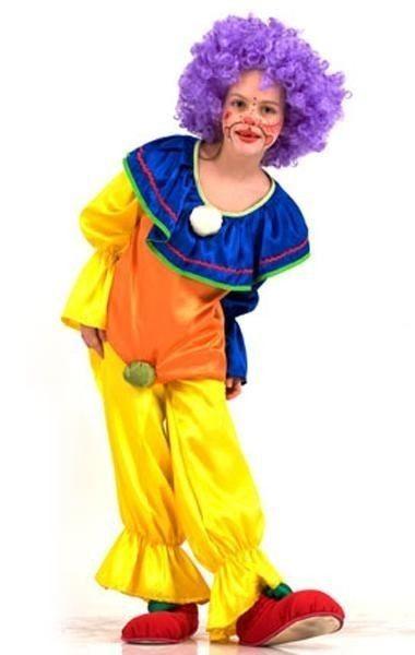 Palyaço Çocuk Kostüm | Kostüm | Pinterest | Kostüm