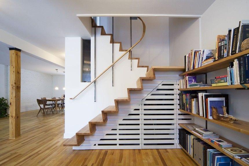 Best La Rotule Birch Sculpted Handrail Designed In Montréal 400 x 300