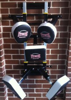 Gumtree Punch Master Boxing System Burn Fat With Boxing