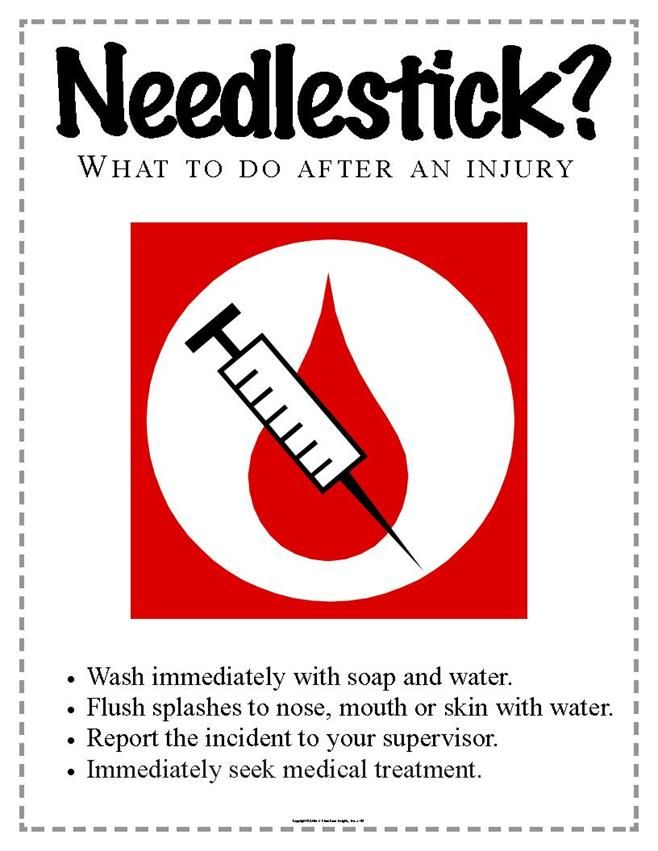 eaposters Needlestick Safety Poster Needlestick Safety - missing poster generator