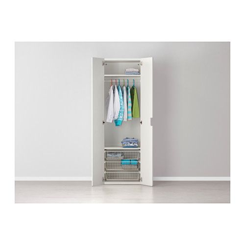 foyer stuva wardrobe white white ikea interior design pinterest white white foyers. Black Bedroom Furniture Sets. Home Design Ideas
