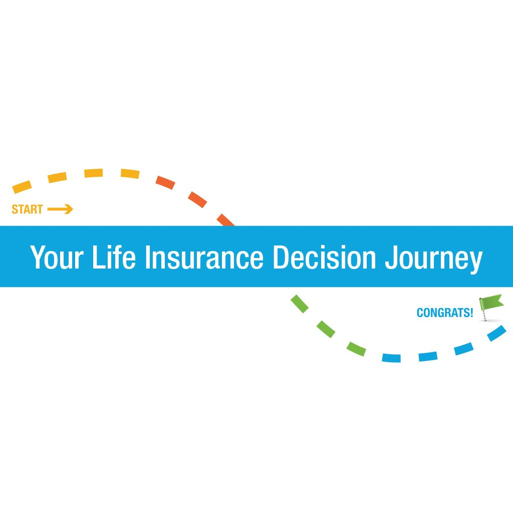 We'll help you get through your life insurance policy ...
