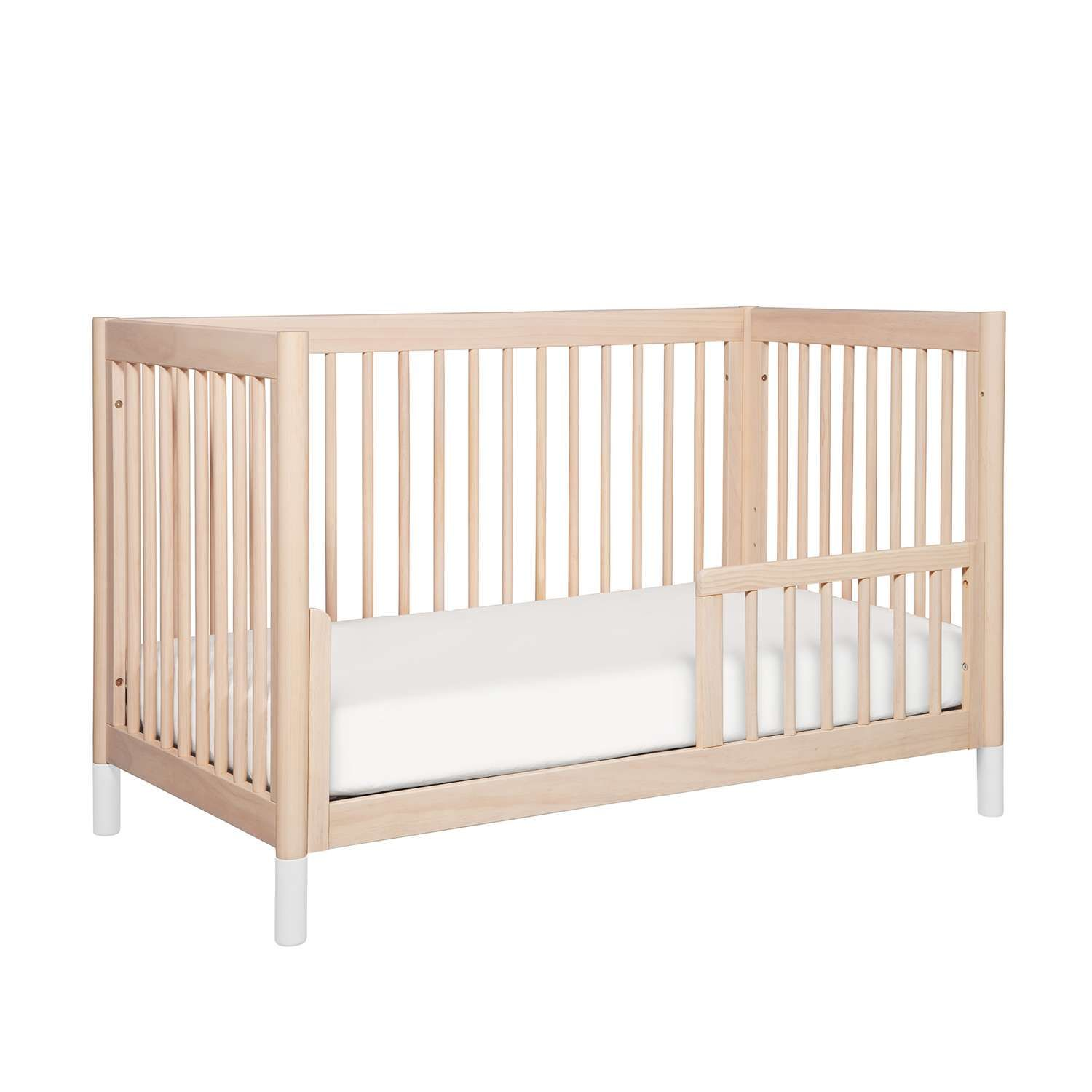 gelato 4 in 1 convertible crib with toddler bed conversion kit