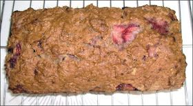 baking weight watchers strawberry bread