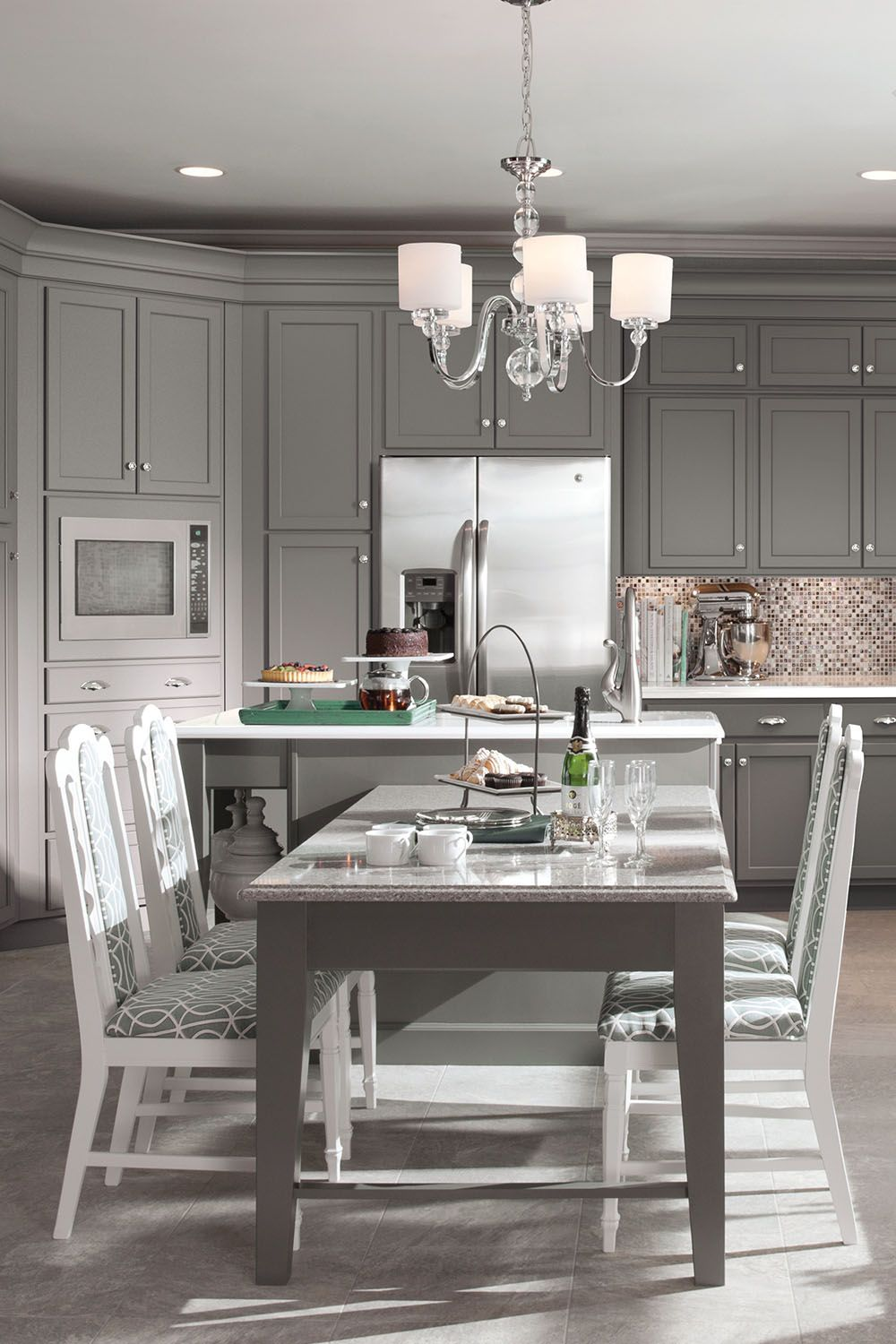 10x10 Girls Bedroom: Is It Time For A Kitchen Refresh? Cool Tones Go A Long Way