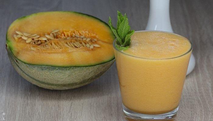 El melón cantalupo