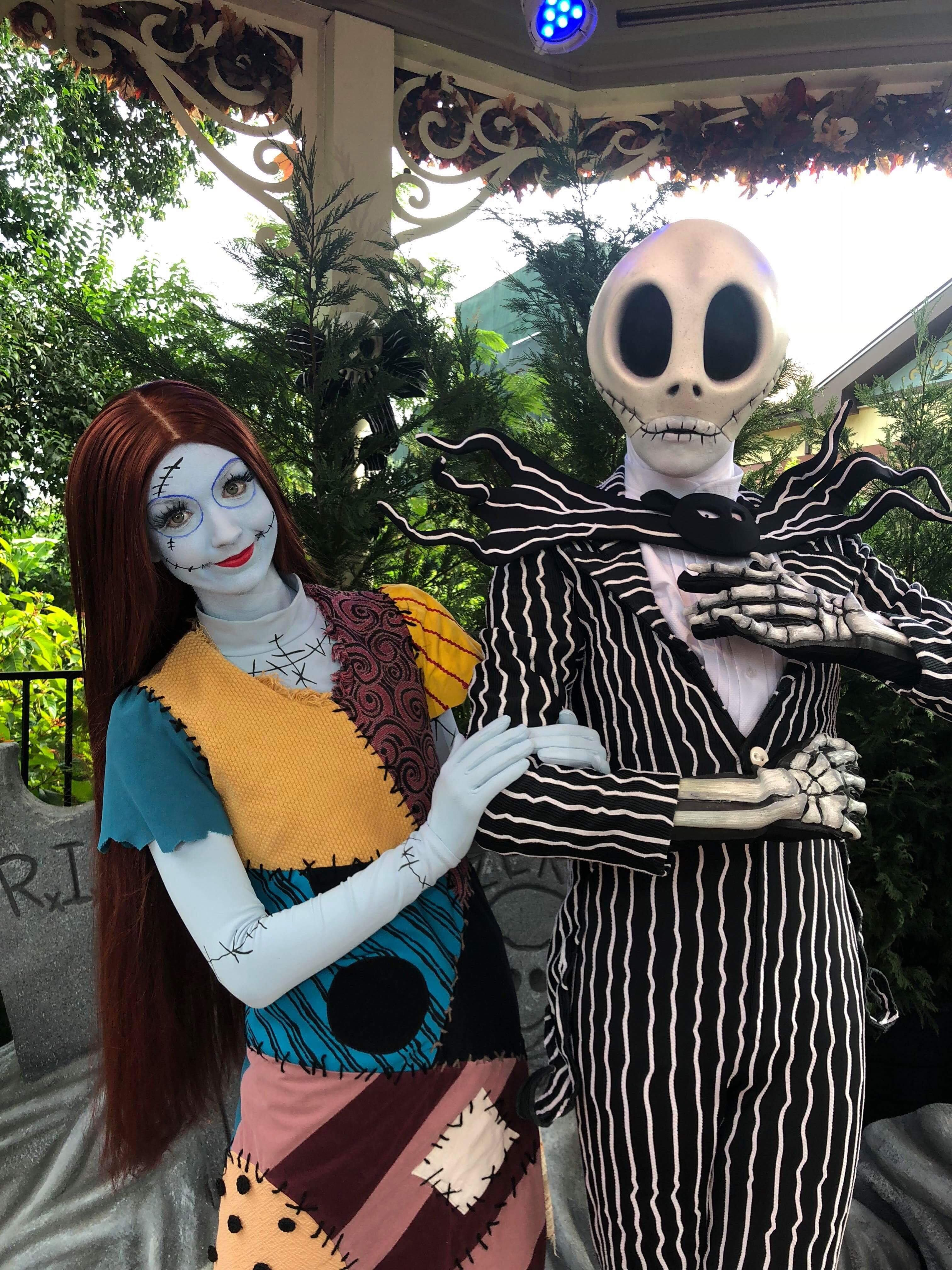 """This is Halloween!"" The Nightmare Before Christmas"