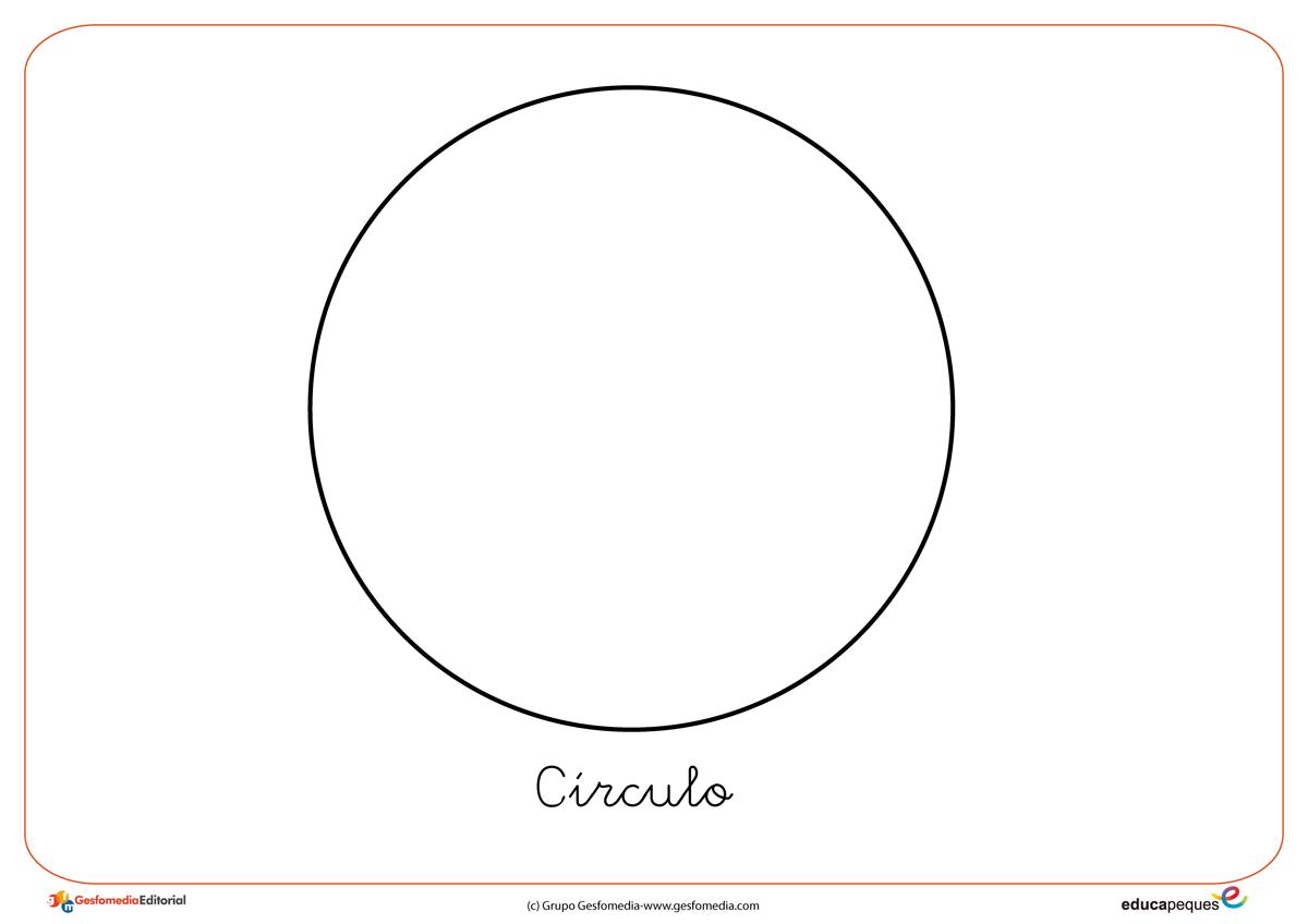 Figuras Para Colorear Para Niños: Figuras Geométricas Para Colorear